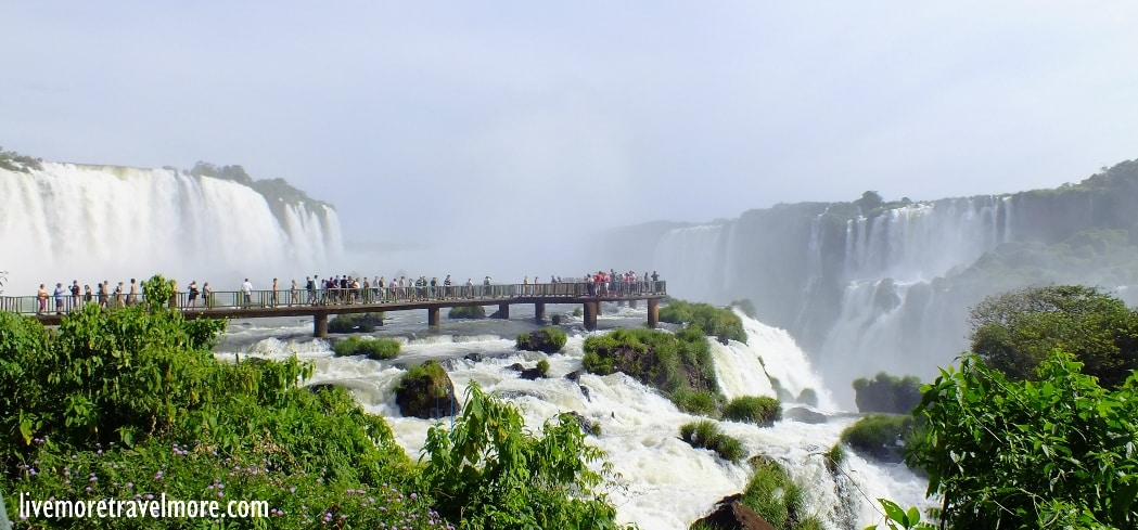 The Magic of Iguazu Falls