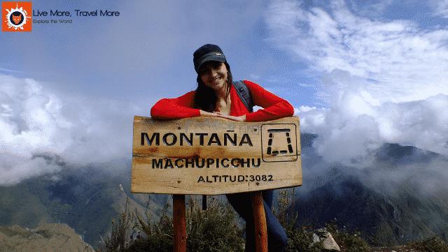 Machu Picchu Mountain - Peru