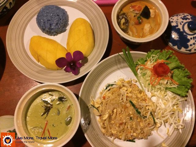 Habilidades de um viajante: Thai Food