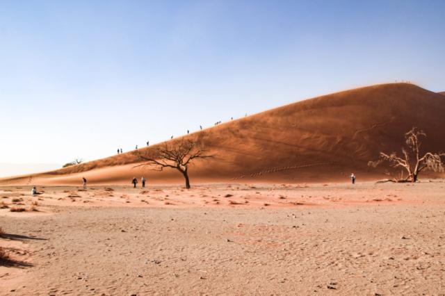 Namibia - Sossusvlei - Dune 45