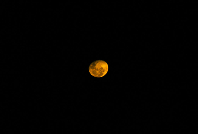 Namibia - Sossusvlei - Moon