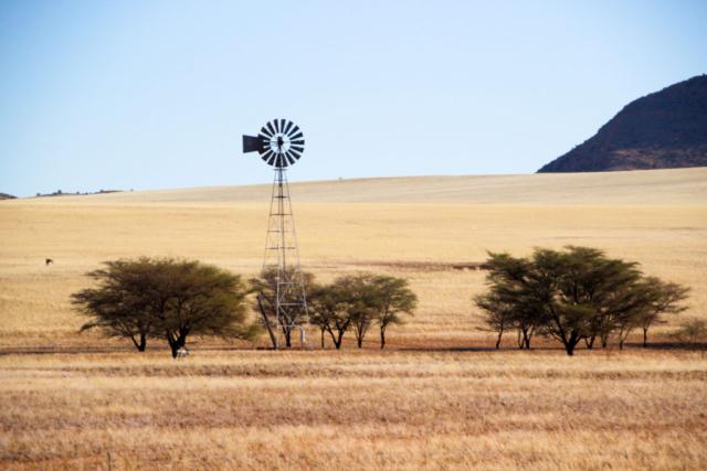Namibia - Windwheel