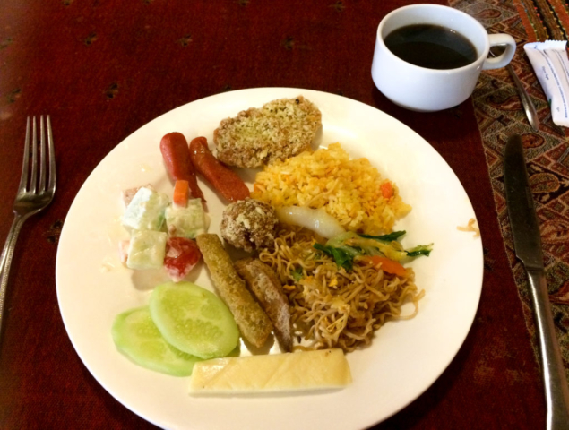 Elaine Villatoro - Live More, Travel More - Vietnam - Vietnã - Sapa - Food - Comida