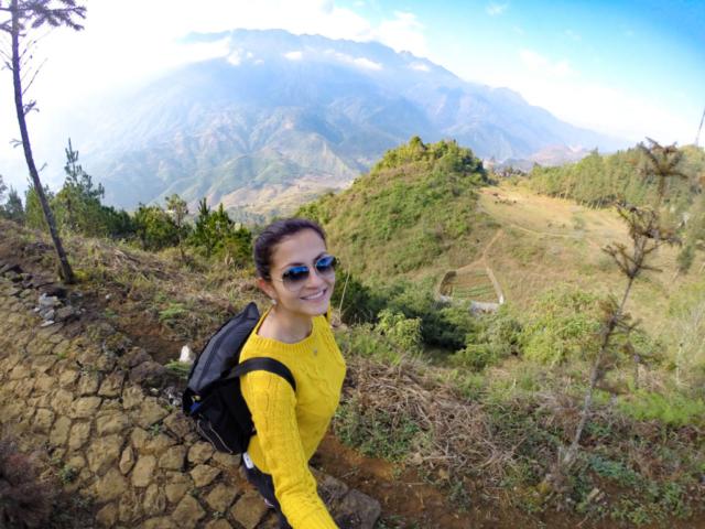Elaine Villatoro - Live More, Travel More - Vietnam - Vietnã - Sapa - Mountain - Montanha - Hamrong