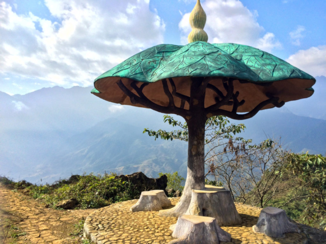 Elaine Villatoro - Live More, Travel More - Vietnam - Vietnã - Sapa - Mountain - Montanha - Hamrong - Mushroom