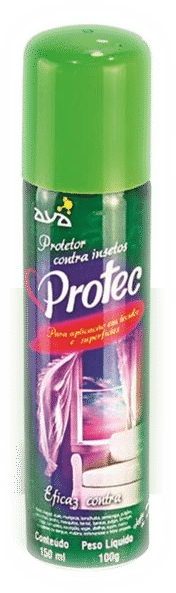 Protec: Protection against bugs and insects