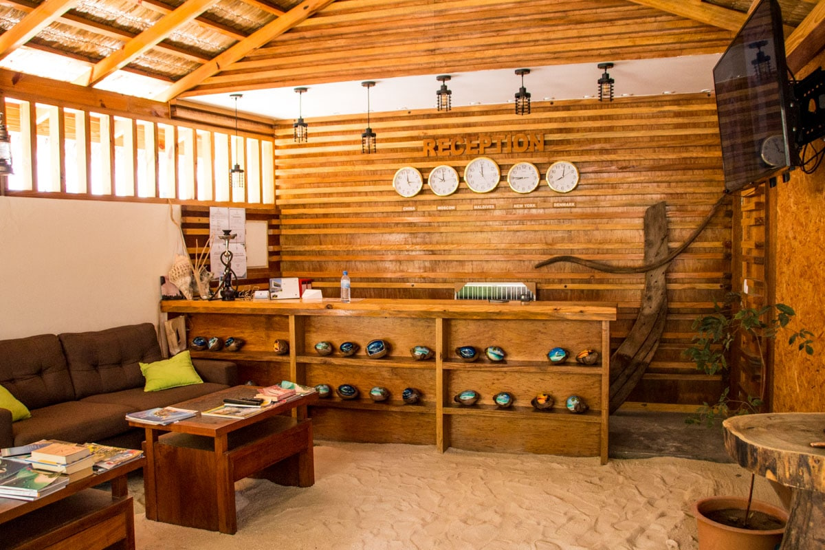 Get 10% OFF at Shallow Lagoon Guesthouse in Rasdhoo Island in Maldives