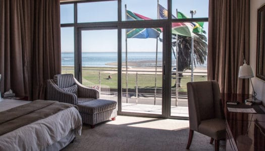 NAMIBIA – WALVIS BAY – HOTEL – 15% DISCOUNT AT FLAMINGO VILLA BOUTIQUE