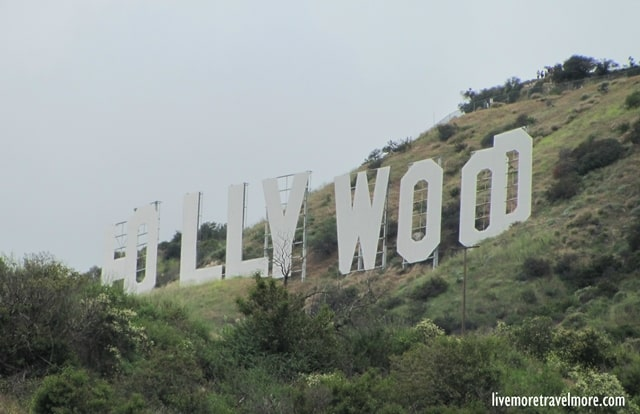 Great hiking trails in California: Hollywood Sign Trail – Los Angeles