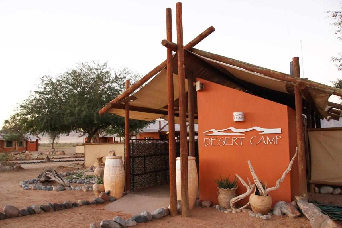 Desert Camp Namibia