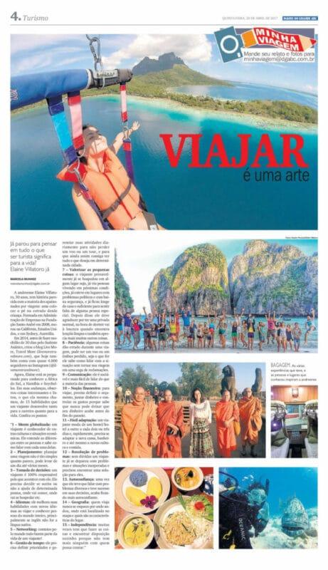 Diário do Grande ABC - Live More Travel More