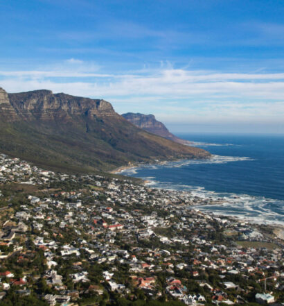 Cloud 9 Boutique Hotel & Spa: Table Mountain