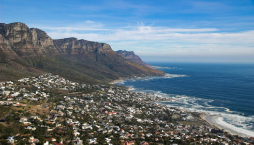 Cloud 9 Boutique Hotel & SPA: Great Location and Stunning View of Table Mountain