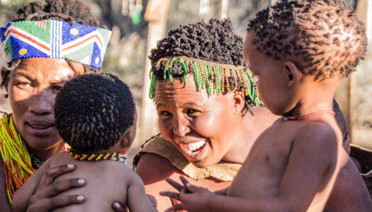 NAMIBIA – SAN TRIBE TOUR – 5% DISCOUNT WITH CHAMELEON SAFARIS