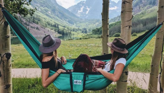 HAMMOCKS, BLANKETS, APPAREL & MORE – 20% DISCOUNT WITH TREK LIGHT GEAR