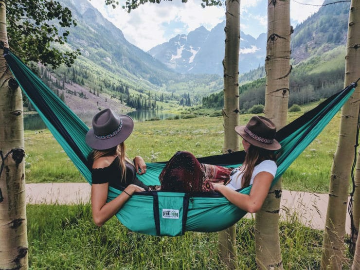 Get 20% OFF to buy hammocks, blakets, apparel, backpacks and much more with Trek Lights Gear. Click here to get your discount.