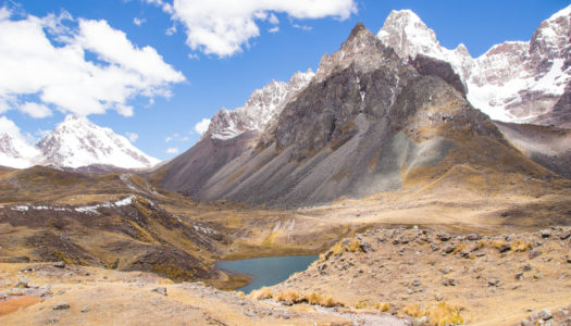 PERU – AUSANGATE 7 LAGUNAS – 15% DISCOUNT WITH MADRE TIERRA TRAVEL