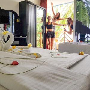 Seven Corals Hotel Maafushi Maldivas