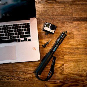 Ganhe desconto na compra de acessórios para GoPro, iPhone e DJI na Sandmarc