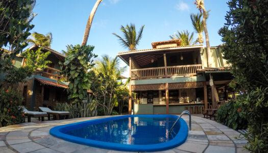 CEARÁ – JERICOACOARA – HOTEL – 10% DISCOUNT AT VILA BELA VISTA JERI