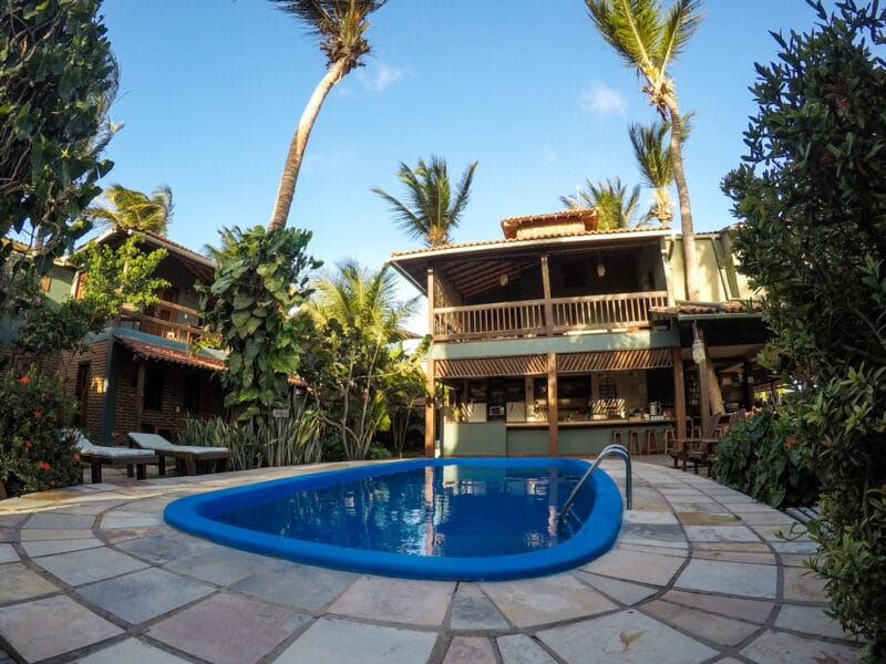Where to stay in Jericoacoara