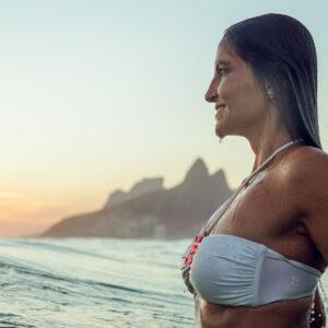 Ensaio praia com Bezerra Rio de Janeiro