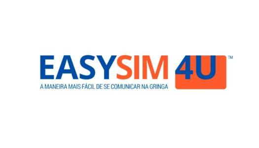 EASYSIM4U – CHIP INTERNACIONAL – 10% DE DESCONTO