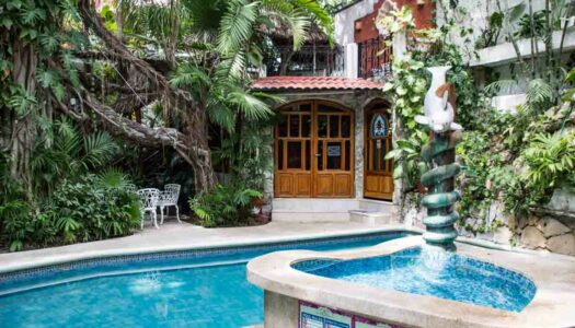Sustainable hotel practices in Yucatan Peninsula
