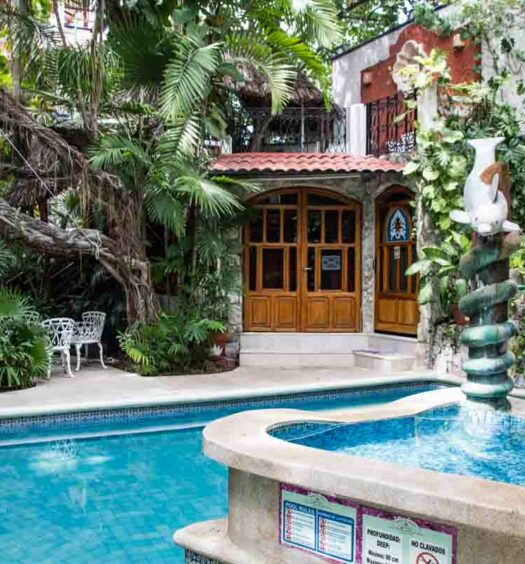 Eco Hotel El Rey Del Caribe Cancun