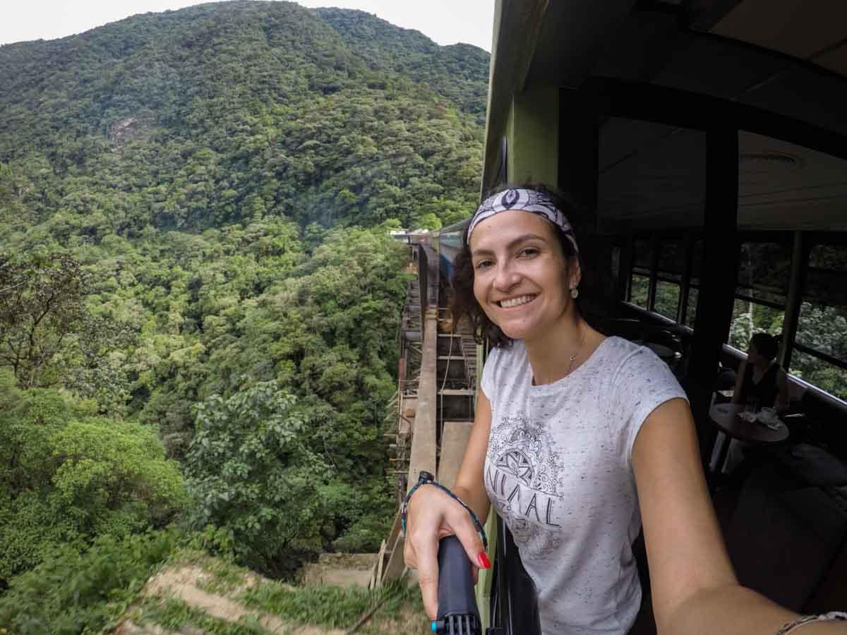 Morretes Brazil Train