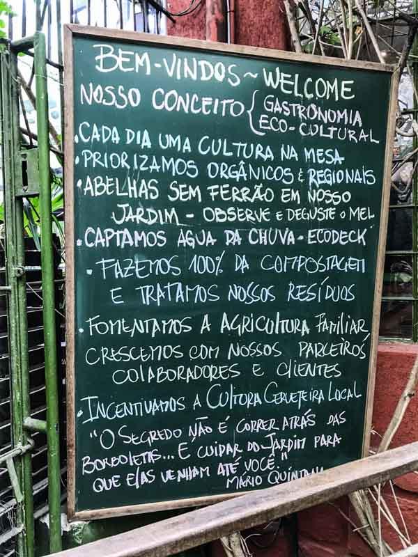 Quintana Gastronomia Ecocultural