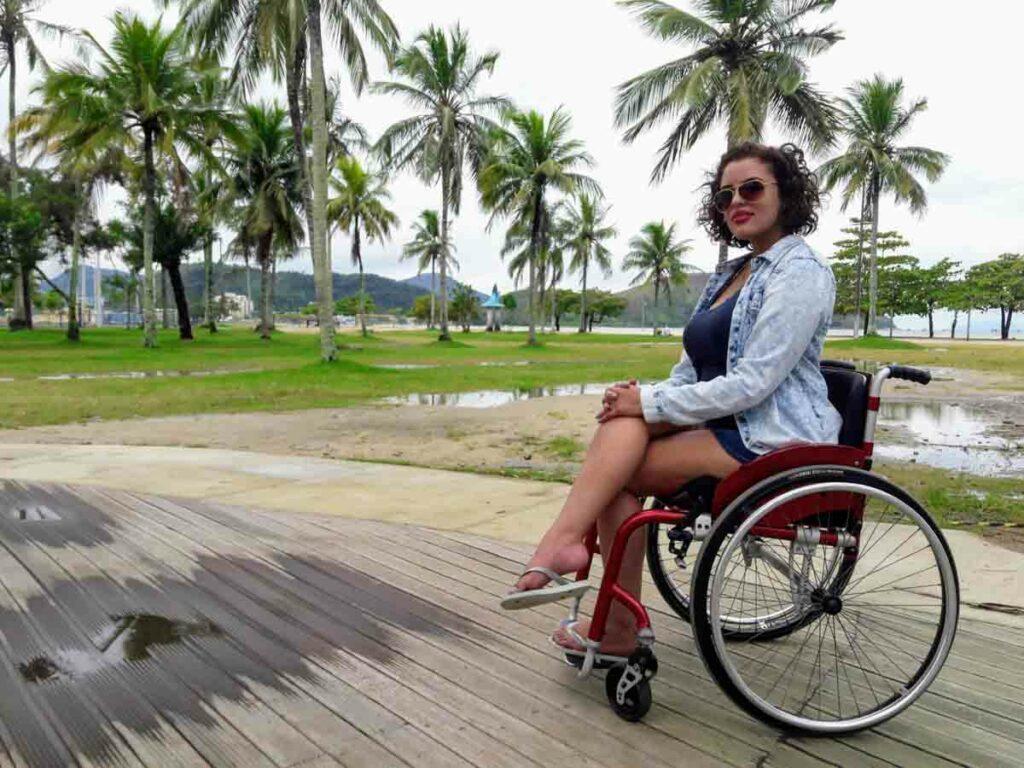 Viagem com acessibilidade