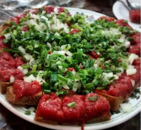Onde comer carne de onça em Curitiba: Bar do Alemão