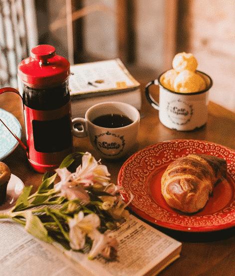 Café do Viajante em Curitiba