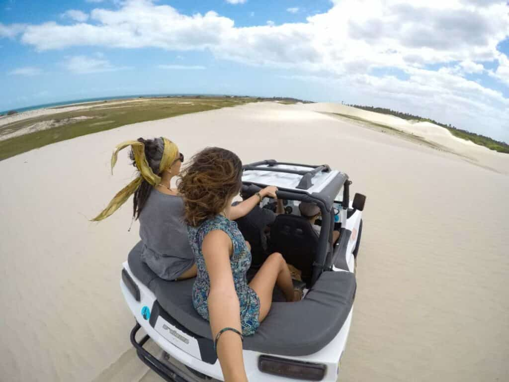 Buggy Tour from Prea to Barrinha
