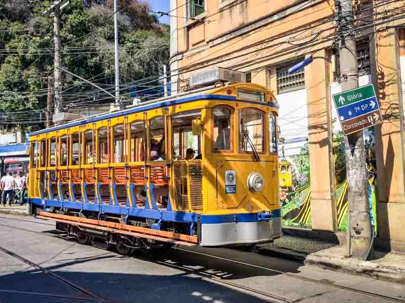Bondinho Santa Teresa